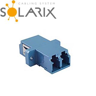 SOLARIX Adaptér LC SM OS1 duplex