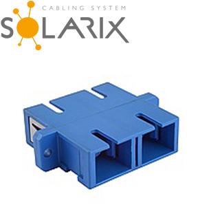 SOLARIX Adaptér SC SM OS1 duplex