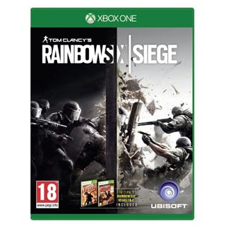 XBOX ONE Tom Clancy Rainbow Six: Siege