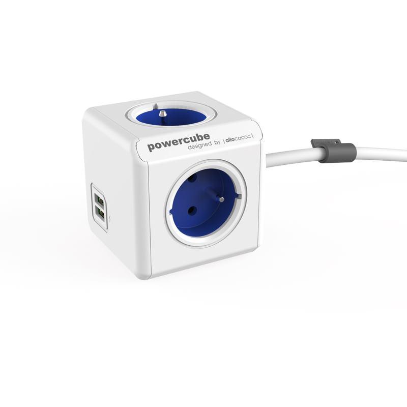 POWERCUBE EXTENDED USB Blue