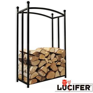 LUCIFER Zásobník na drevo BERRY 90 cm 333234