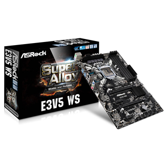 ASROCK Základná doska E3V5 WS