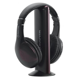 MANTA Bezdrôtový headset FREEDOM MM65