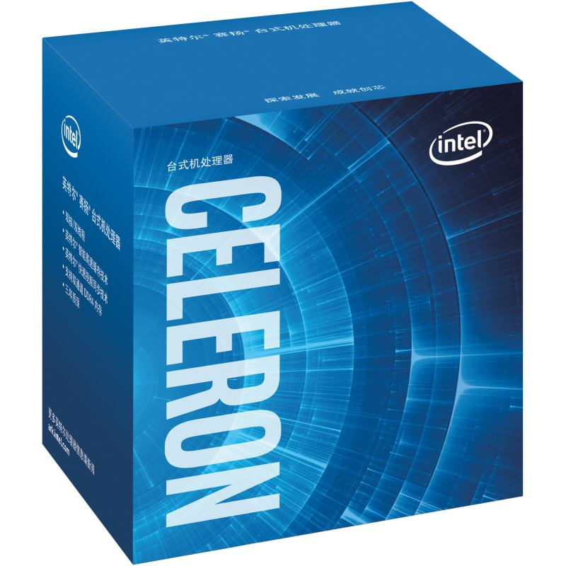 INTEL Celeron G3900 (2M Cache, 2.80 GHz) BOX