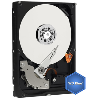 WD BLUE 500GB/3,5