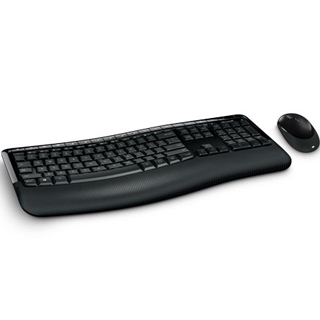 MICROSOFT -- Wireless Comfort Desktop 5050 EN