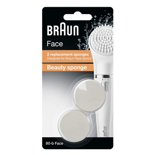 BRAUN Kozmetická hubka Braun Face 80B