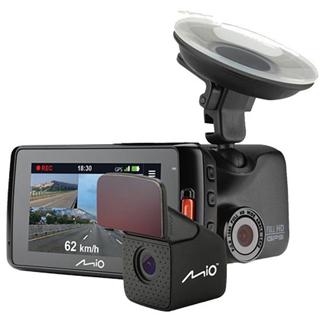 MIO Kamera do auta MiVue 698 DUAL