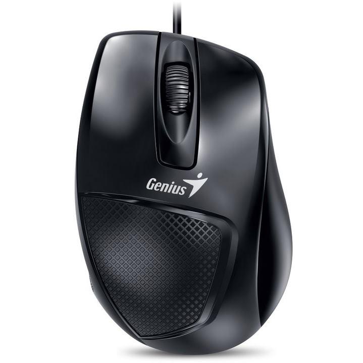 GENIUS Optická myš DX-150X USB 1000dpi black