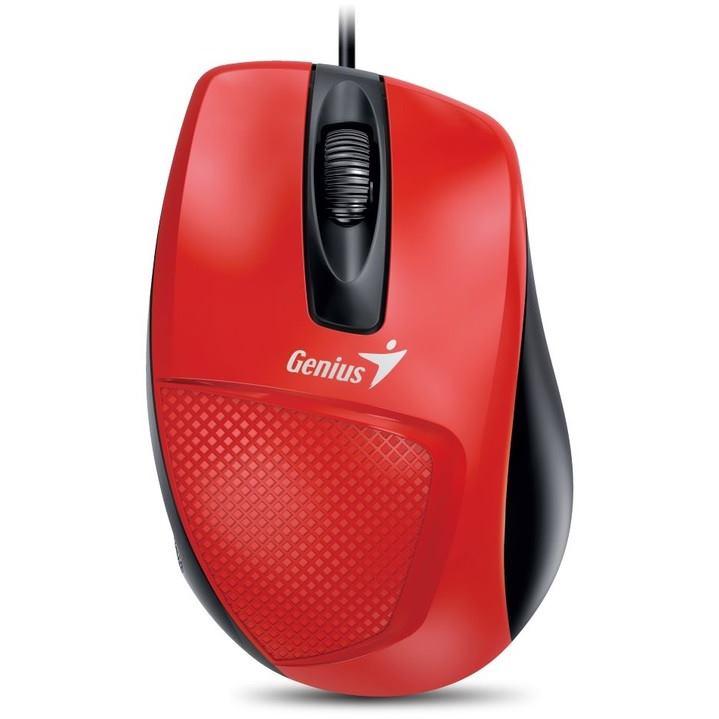 GENIUS Optická myš DX-150X USB 1000dpi red