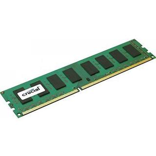 CRUCIAL 8GB/DDR3L/1600MHz/CL11/1.35V/1.50V