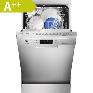 ELECTROLUX Voľne stojaca umývačka riadu ESF4660ROX