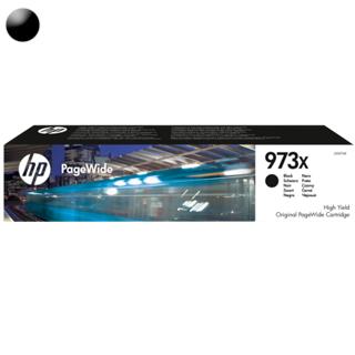 HP Cartridge PageWide L0S07AE 973X Black 10000str