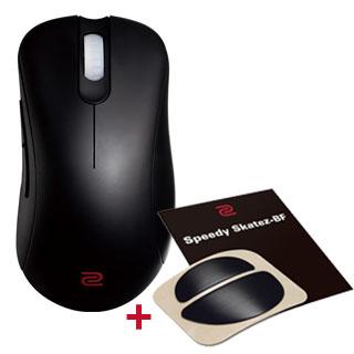 ZOWIE Optická myš EC1-B čierna L