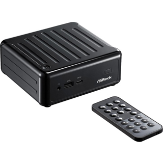 ASROCK BEEBOX J3160/B/BB black (intel celeronJ3160