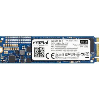 CRUCIAL SSD MX300 275GB/M.2 2280/M.2 SATA