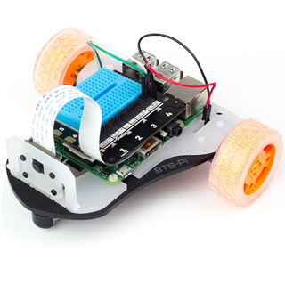 PIMORONI Robot pre Raspberry Pi PIM142