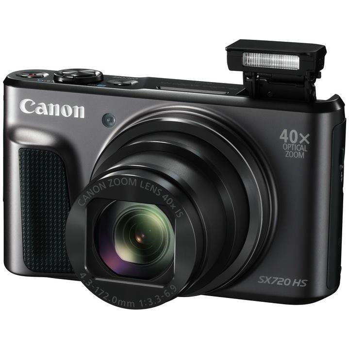 CANON PowerShot SX720 HS čierny