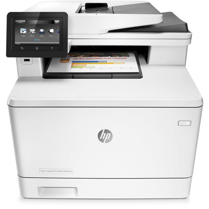 HP Multifunkcia LaserJet Pro M477fnw A4
