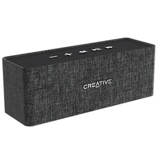 CREATIVE Bluetooth reproduktor NUNO Black