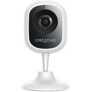 CREATIVE IP Kamera LIVE! SMARTHD White