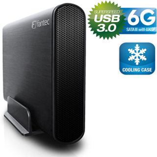 FANTEC Ext. box DB-AluSky U3-6G