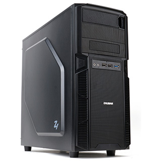 CASE ZALMAN Z1 Black