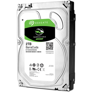 SEAGATE BarraCuda 2TB/3,5