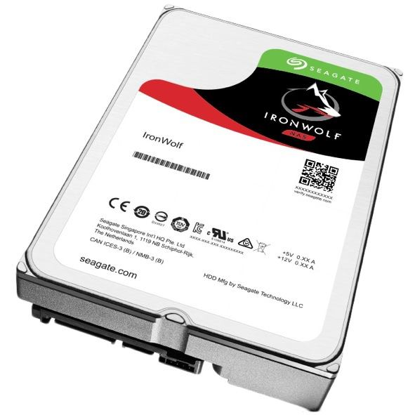 """SEAGATE Iron Wolf 3TB/3,5""""/64MB/26mm"""