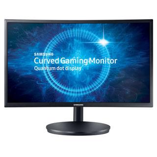 "SAMSUNG LED Monitor 24"" LC24FG70FQUXEN"