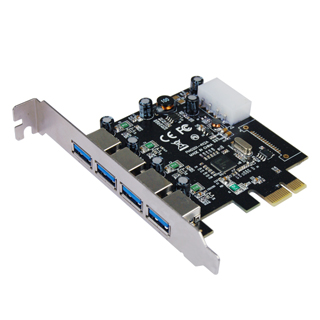 ST-LAB PCIe karta IE-N55-1540-00-00012