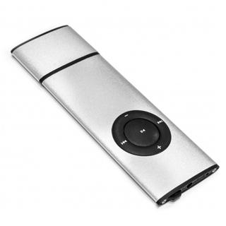 MANTA MP3 Prehrávač MP3SLIM4SL Silver