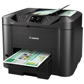 CANON Multifunkcia MAXIFY MB5450 A4