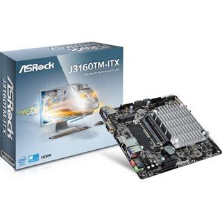 ASROCK Základná doska J3160TM-ITX