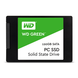WD Int. Disk SSD Green 120GB/SATA3