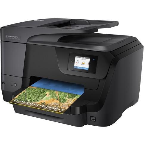 HP Multifunkcia OfficeJet Pro 8710 All-in-One A4