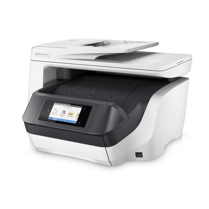 HP Multifunkcia OfficeJet Pro 8730 All-in-One A4