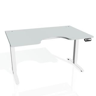 HOBIS Stôl MSE 2M 1400 Šedý