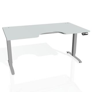 HOBIS Stôl MSE 2M 1600 Šedý