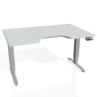 HOBIS Stôl MSE 3M 1400 Šedý