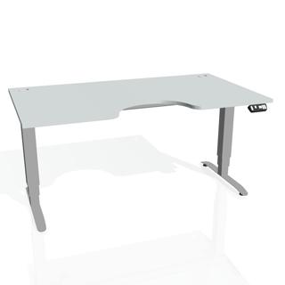 HOBIS Stôl MSE 3M 1600 Šedý