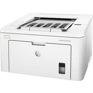 HP Tlačiareň  LaserJet Pro M203dn biela A4
