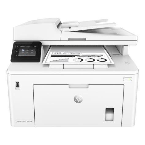 HP Multifunkcia LaserJet Pro M227fdw A4