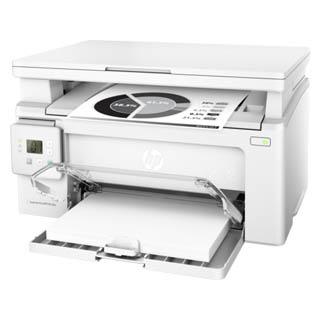 HP Multifunkcia LaserJet Pro M130a biela A4