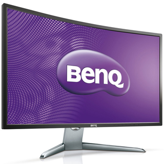 "BENQ LED Monitor 31,5"" EX3200R"