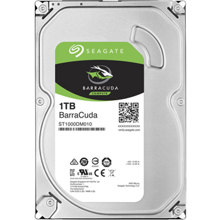 "SEAGATE BarraCuda 1TB/3,5""/64MB/26mm"