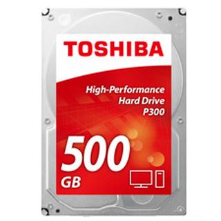 TOSHIBA P300 500GB/3,5