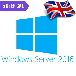 MICROSOFT Windows Server 2016 5 user CAL EN OEM