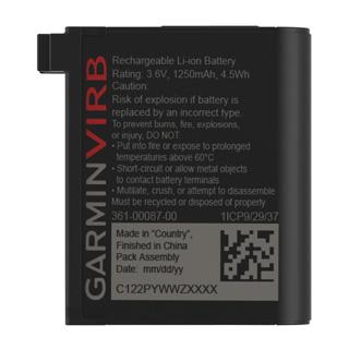 GARMIN Náhradný akumulátor (VIRB Ultra)