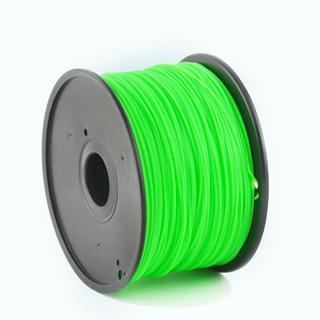 GEMBIRD Náplň 3D 100mm ABS/1.75mm/1kg Green